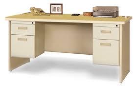 72 x 36 desk marvel pdr7236dp marvel pronto 72 x 36 double pedestal computer desk