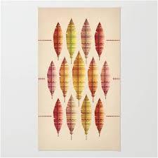 native american tribal feather design western area rug u2013 western
