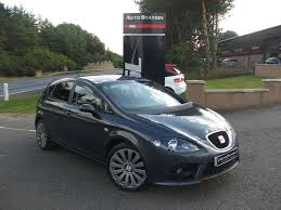 used seat leon cars for sale motors co uk