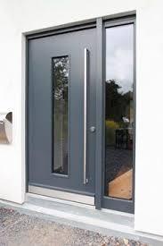 Aluminum Exterior Door Modern Grey Front Door Search Montclair Pinterest