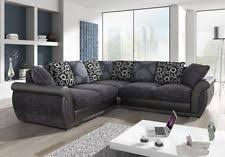 fabric sofas seating u0026 settees ebay
