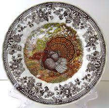 thanksgiving plates ebay