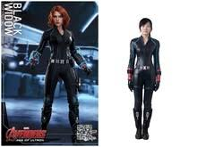 Black Widow Halloween Costumes Womens Black Widow Avengers Costume Promotion Shop Promotional