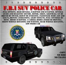 bureau cars second marketplace fbi suv federal bureau of investigation