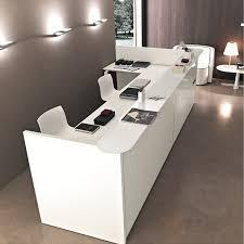 Modern Front Desk Amazing Desk Front Reception Furniture In Attractive Lob