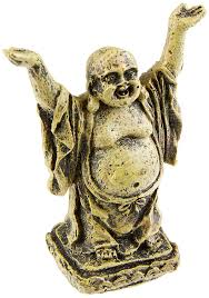 penn plax mini standing buddha ornament by penn plax