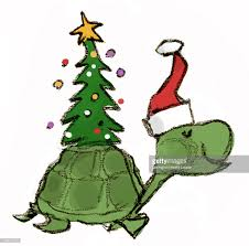 illustration christmas turtle pictures getty images