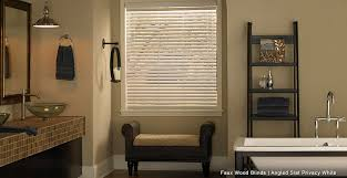 Blinds For Angled Windows - faux wood blinds budget friendly u0026 durable 3 day blinds