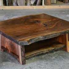 live edge walnut coffee table live edge walnut coffee table by corey morgan furniture plans