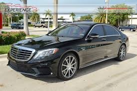 mercedes of fort lauderdale fl used 2014 mercedes s63 amg for sale fort lauderdale fl