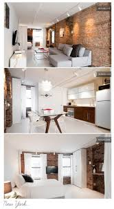 the 25 best exposed brick apartment ideas on pinterest