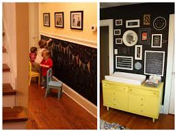 black or colored chalkboard paint colors ideas