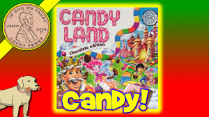 candyland castle candy land chocolate edition family board king