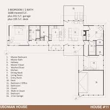 frank lloyd wright inspired home plans frank lloyd wright inspired house designs usonian floor plans