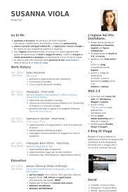 Sample Resume For Sales by Sales Assistant Resume Samples Visualcv Resume Samples Database