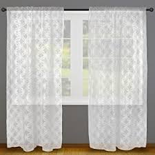 Sheer Gray Curtains Dii Sheer Lace Decorative Curtain Panels For Bedroom