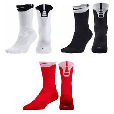 nike elite crew basketball socks ebay