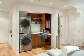 Laundry Closet Door Astonishing Folding Laundry Doors Contemporary Ideas House