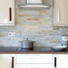 kitchen wall design subway tile in the kitchen walls featured with open subway tile
