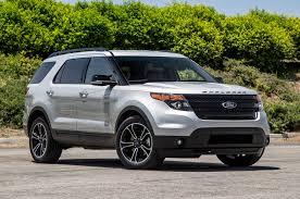 Ford Explorer Xlt 2015 - 2013 ford explorer sport first test truck trend