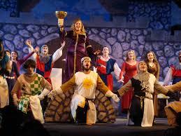Summer Garden Theatre - annapolis summer garden embraces the bright side of u0027spamalot