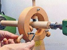 diy lathe steady rest lathe tips jigs and fixtures