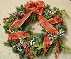 christmas evergreen wreath tutorial