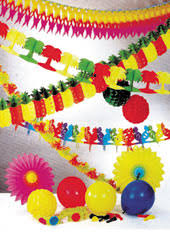 hawaiian decoration pack fantastic value novelties direct