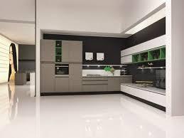 cuisine blanche et verte cuisine blanche et verte 2 cuisine ouverte une partie