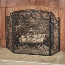 Best Fireplace Screen by Fireplace Wrought Iron Fireplace Screen Home Decor Interior