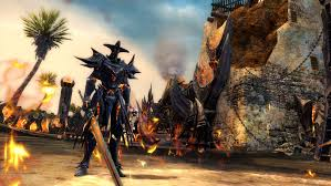amazon com guild wars 2 the path of fire online game code