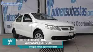 volkswagen hatchback 2009 volkswagen gol 2009 youtube