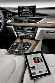 tom wood audi audi s a6 concludes the design theme that focuses on visual