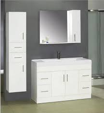 modern bathroom furniture best menards vanities in find your