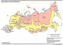 russia map maps of russia