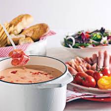 cuisine au fromage fondue au fromage à l italienne recettes cuisine et nutrition