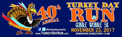 the turkey day run and gobble wobble
