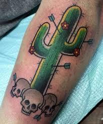 352 best cactus tattoo images on pinterest brick road cactus
