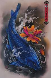 50 Koi Fish Designs For Carpa Pesquisa Designs