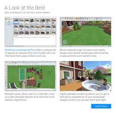 Home Design 3d Smart Software Inc Best Landscaping Software Of 2017 Gardens Decks Patios And Pools