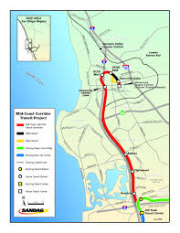 Trolley San Diego Map by Where Will The New Trolley Take Me Voice Of San Diego