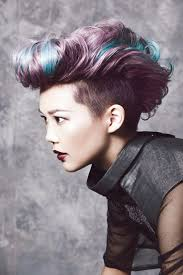 380 best hairoin images on pinterest hairstyles colorful hair