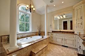 custom bathrooms interesting master bathroom uses white stone