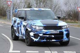 range rover blue and white vwvortex com high performance land rover range rover sport r