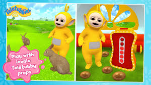 teletubbies laa laa u0027s dancing game android apps google play