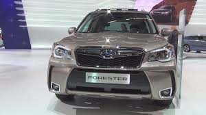 forester subaru 2016 subaru forester 2 0 xt platinum 2016 exterior and interior in 3d