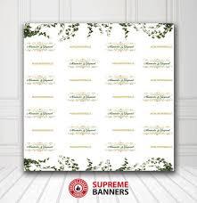 wedding backdrop template custom wedding backdrop template 7 supreme banners