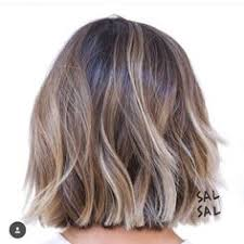 deconstructed bob hairstyle love this beautiful hair color medium with blonde highlights at