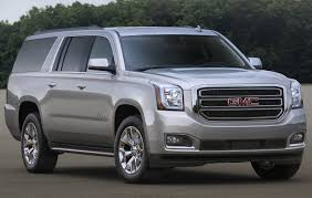 gmc yukon trunk space 2017 gmc yukon xl overview cargurus