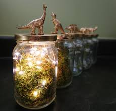 jar wedding centerpieces dinosaur jar upcycling turned diy wedding centerpieces bijoux bits